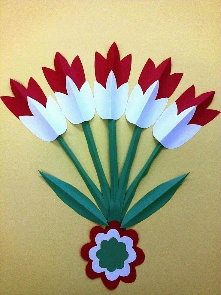 киста открытка с тюльпанами к 8 марта с детьми махиру честно пытается