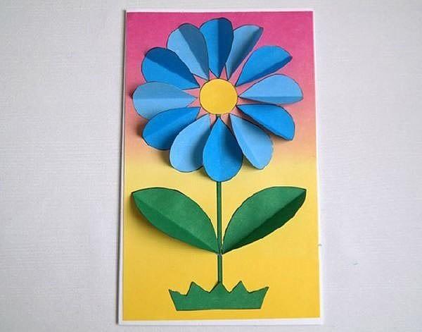 Днем, урок открытка ко дню матери 3 класс