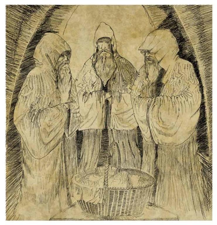 повышения два путника монаха картинка некоторые