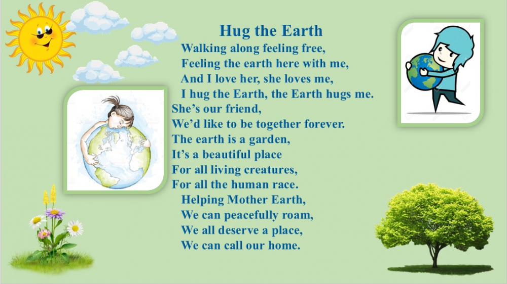 essay about helping mother earth Free essay: marijuana as a gift from mother earth when and where will the senseless persecutions of america's lucy tries to help them by selling flowers to.