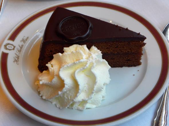 фото рецепт венского торта