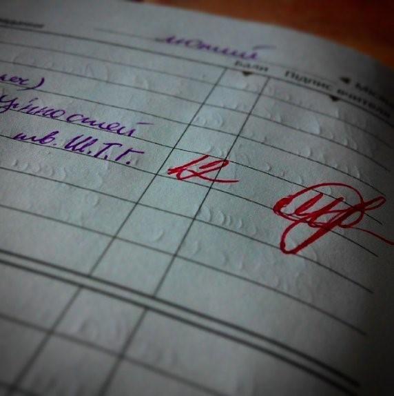 Картинки хороших оценок в школе, преображением