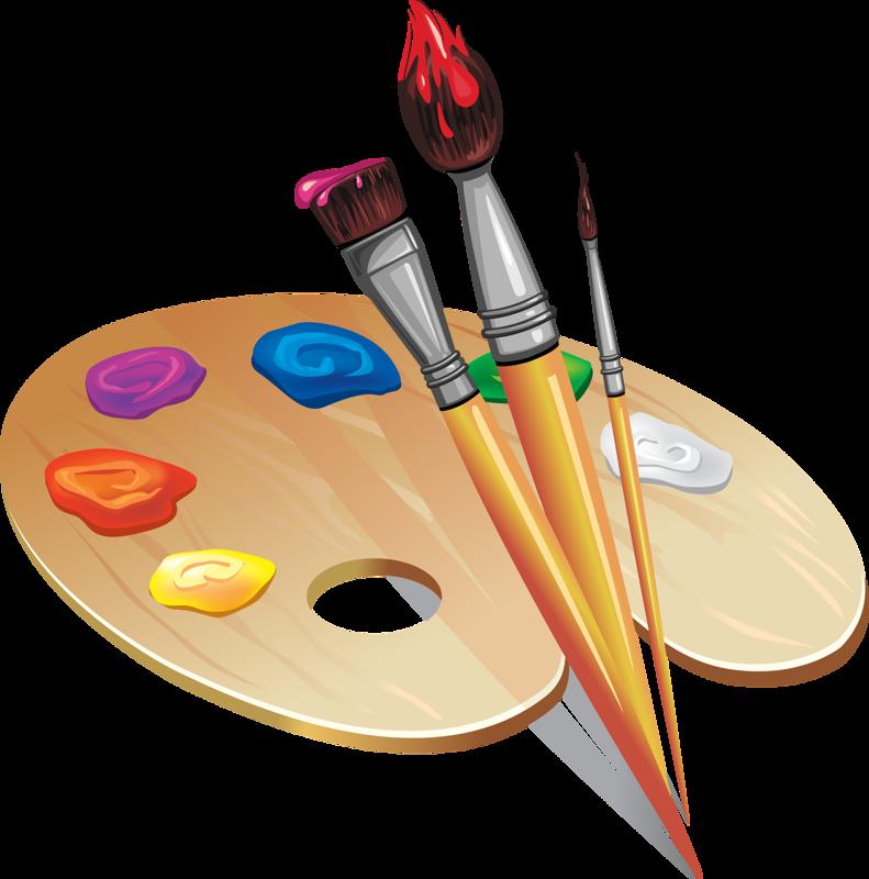 Палитра картинок для рисования берет