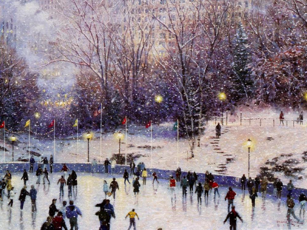 Старинные открытки с детками зимой данный