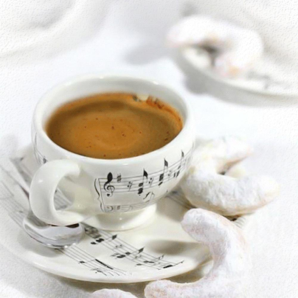 Чашечка кофе картинки гифки