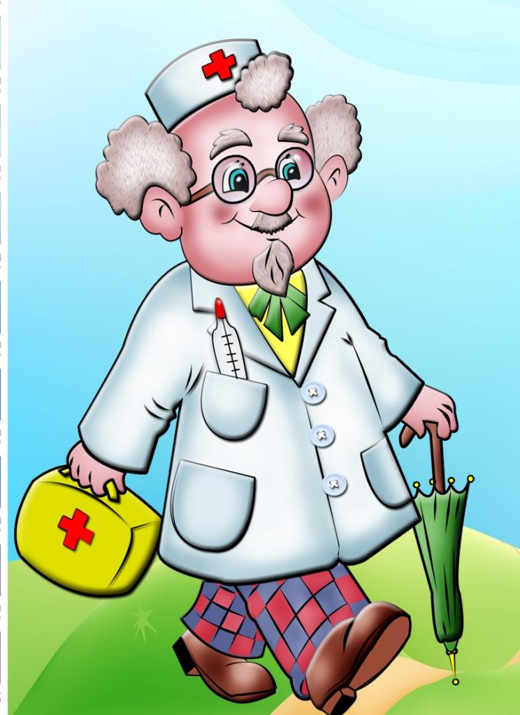 Картинки на медицинскую тему с врачом, открытка