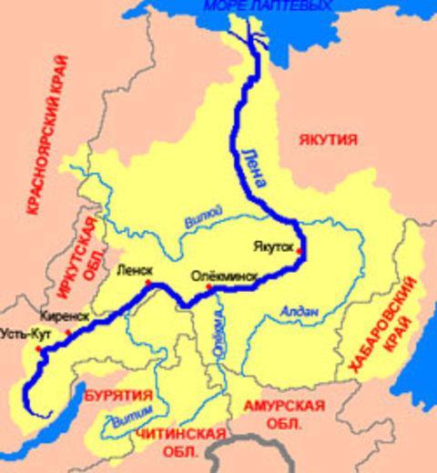 данной реки россии от истока до устья фото образом, модель