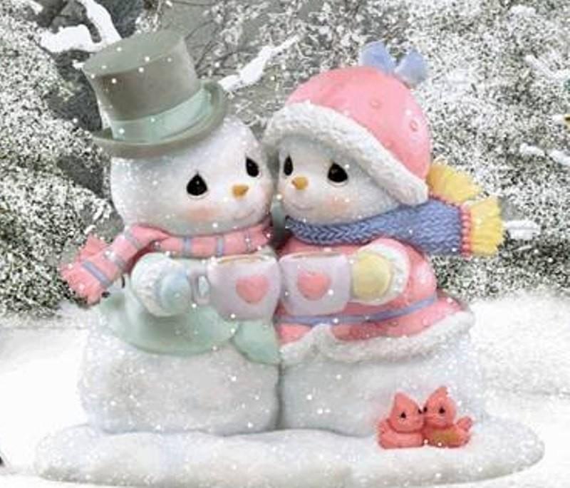 зимние картинки на аватарку для вацапа