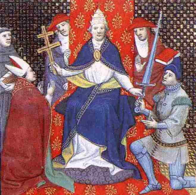 pope urban ii essay Urban ii: urban ii, head of the roman catholic church (1088–99) who developed ecclesiastical reforms begun by pope gregory vii, launched the crusade movement, and.