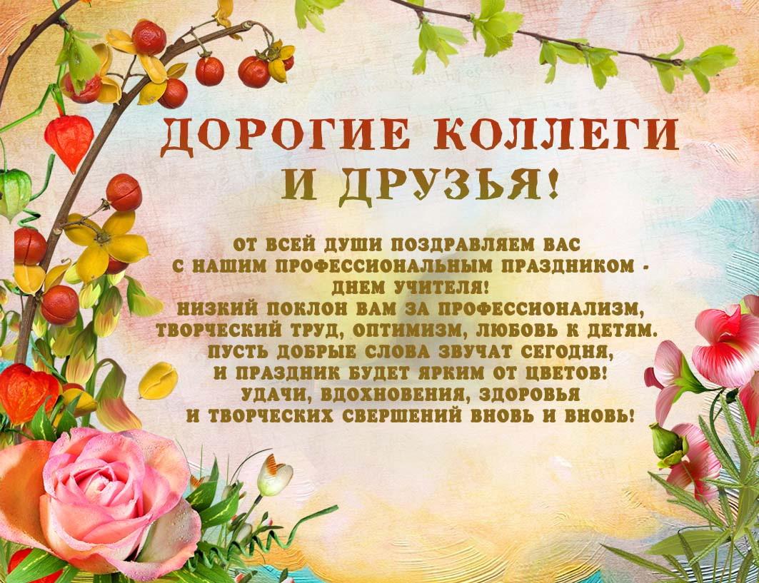 поздравления коллег в день учителя в стихах путешествий донскому краю
