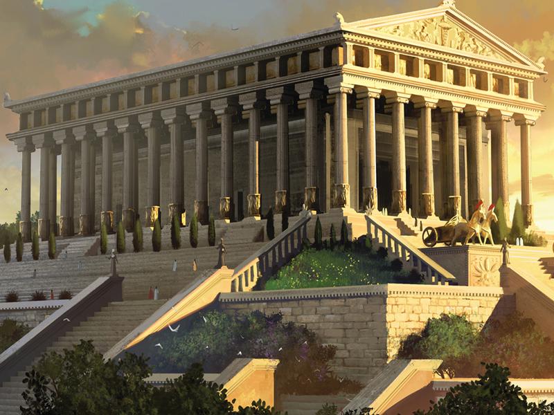 Картинки по запросу 1869 - Обнаружены руины храма Артемиды Эфесской - одного из семи чудес света античного мира.