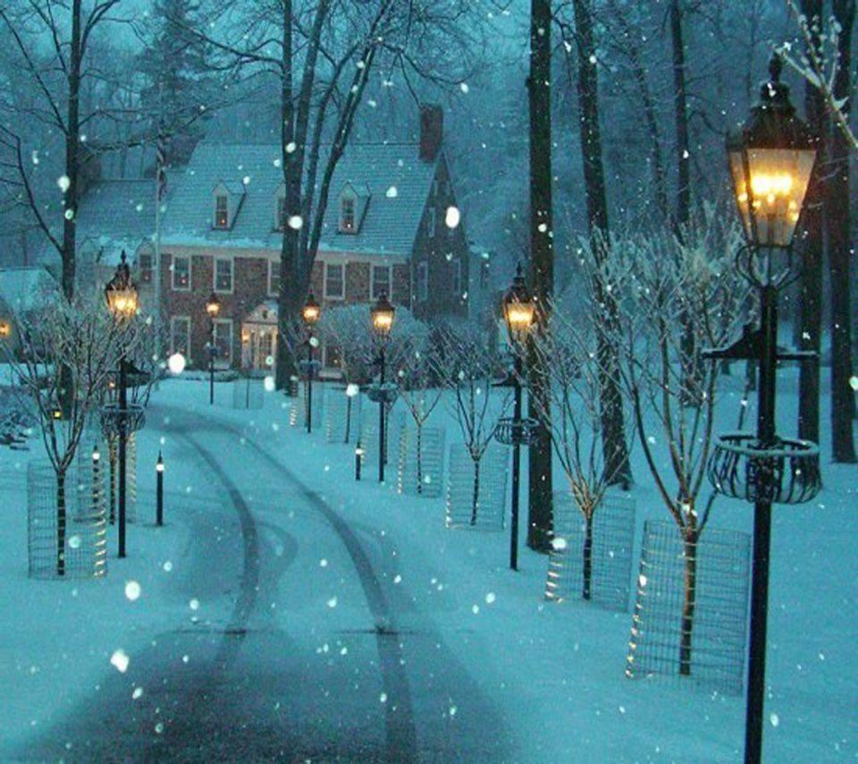 Анимационные картинки зимние падающий снег, картинки